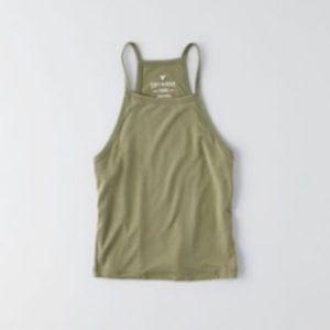 A&E soft and sexy halter tank top